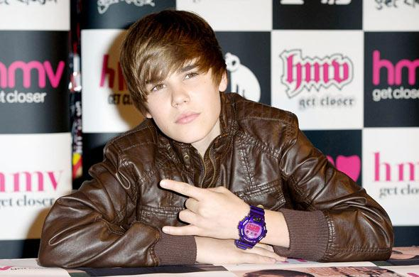 Foto Justin Bieber Eksklusif