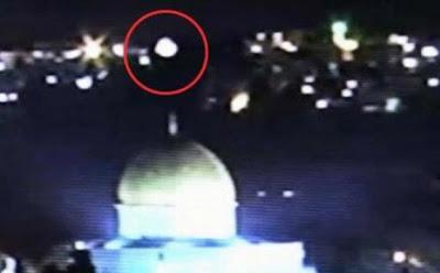 Ufo Kubah Yerusalem
