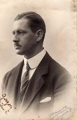 Carl Gregers Restorff Schack, julen 1921