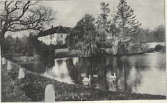 Wedelsborg slot på Vestfyn ca.1920
