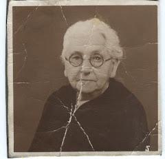 Caroline Cecilie Rasmussen som ældre