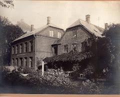 Fabrikken P.Ipsens enke på Nørrebro 1917