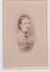 Georgine Didrichsen ca.1870