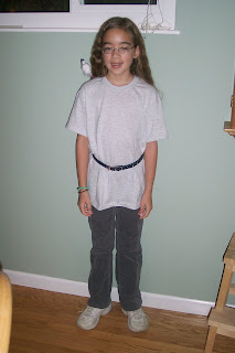Girl costumed as Jasmine from the Deltora books by Emily Rodda