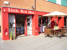 Little Red Hen House