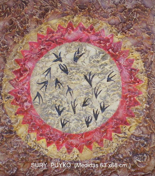 SURI PUYKO (Manantial del avestruz)