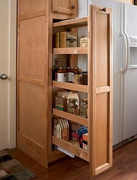 Casa Forney Kitchen Cabinets