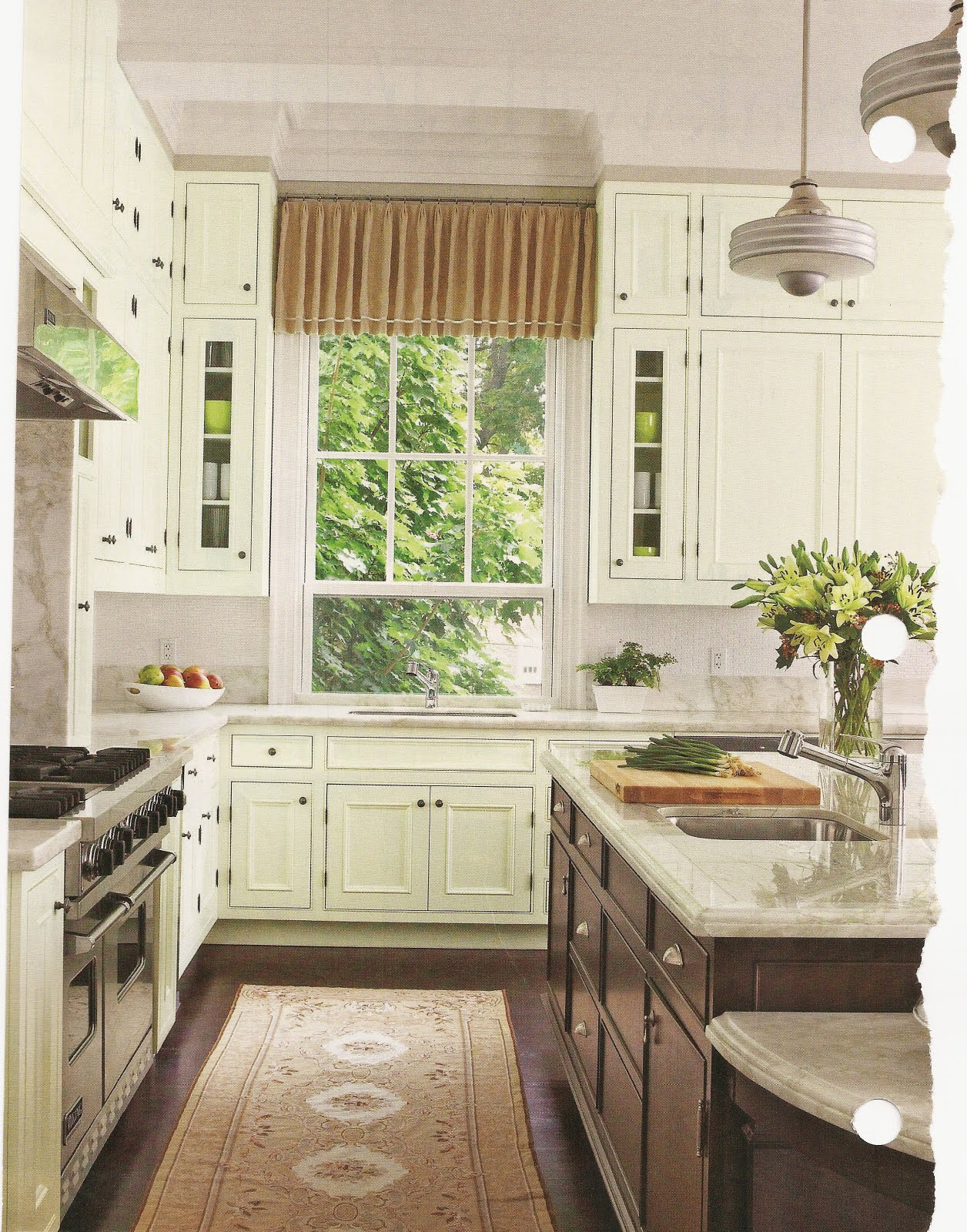 Casa Forney Kitchen Cabinets