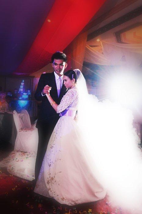 tausug wedding dress