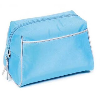 Furla Violet Leather 3-in-1 Cosmetic Bag available at www.bluefly.com for ...
