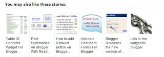 Membuat  Artikel Terkait  dengan Disertai Thumbnails