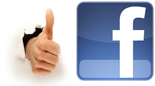 pasang like button facebook