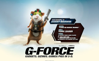 free g-force wallpaper 2