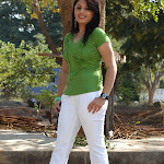 Suhani in White Pant  Cute Photos