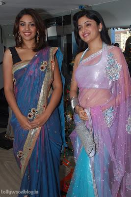 Photos Poonam Richa Hot Stills  Kalamandhir Nagavalli Collections Launch function pics