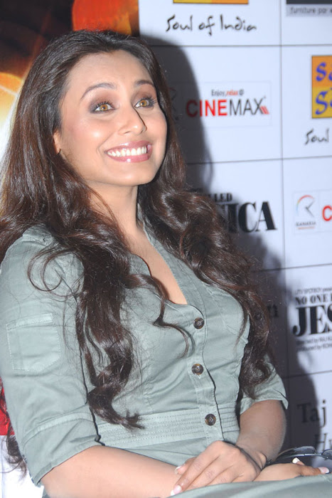 rani mukerjee new hyderabad for no one killed jessica actress pics