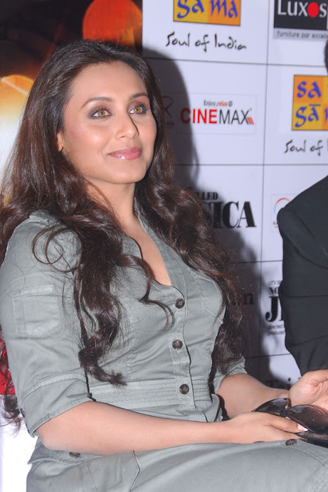 rani mukerjee new hyderabad for no one killed jessica latest photos