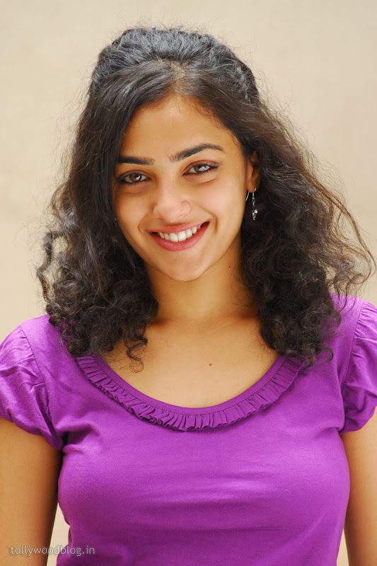 Nitya Menon Cute Looking Stills from Ala Modalaindhi Telugu Movie unseen pics