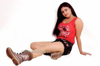 Amrutha Valli New Hot Photo Shoot Stills Gallery
