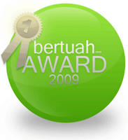 AWARD DARI SARNIA DAN MEEN ZULAIKHA