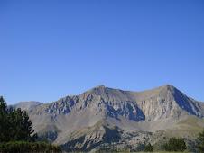 Pirineos cerca de Barbaruens