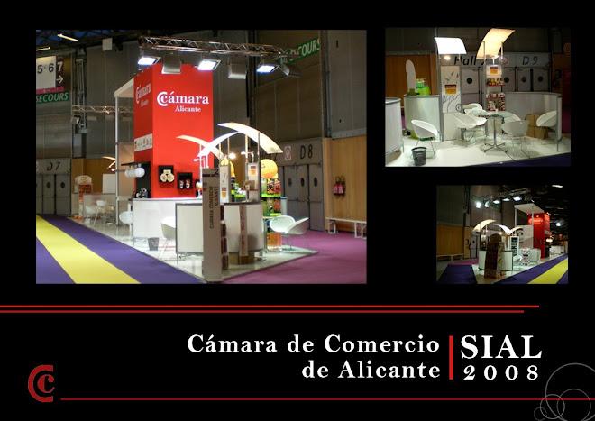 Fotos stand Cámara de Comercio de Alicante