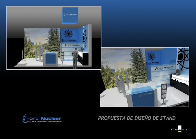 STAND PARA EL FORO NUCLEAR