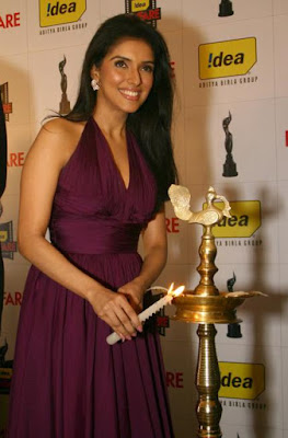 Asin Thottumkal at the Announcement of 55th Idea Filmfare Awards