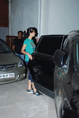 Katrina Kaif at Veer Special Screening