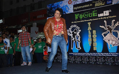 Govinda at 13th edition of Vogue launch