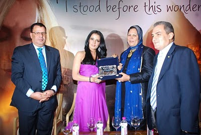 Celina Jaitley at Egypt Tourism Event