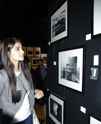 Sonam Kapoor at Kala Ghoda Arts festival