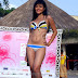 Indian Models at The Swimwear Round of Dabur Gulabari Sananda Tilottama