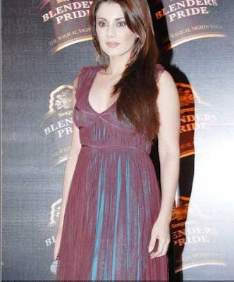 Minissha Lamba at Wendell Rodricks at Blenders Pride Fashion Show - Photos