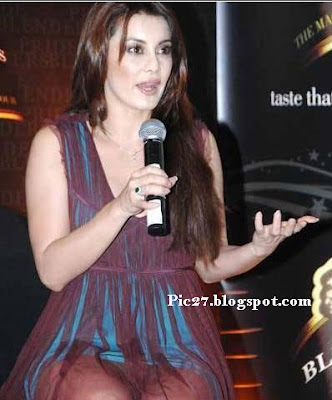 Minissha Lamba at Wendell Rodricks at Blenders Pride Fashion Show