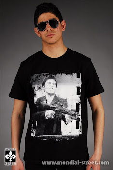 SCARFACE WEAR by http://MONDIAL-STREET.COM