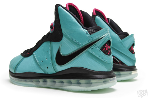 "West NorthWest: LeBron VIII ""South Beach"""
