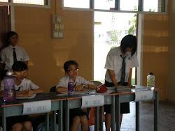 Pertandingan Perbahasan Bahasa Cina