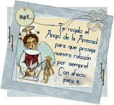 Angel de la amistad