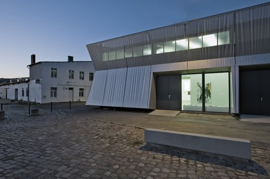 Art Campus Building, Building Architecture, Pott Architects, Art Campus