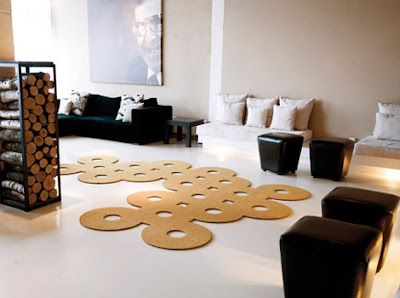 Contemporary Rugs Silhouette by Object Carpet