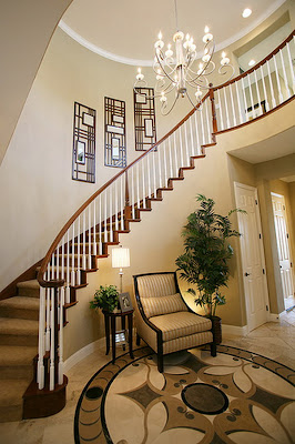 Stair Case Runner Options - AbbeyK — On Interior Design
