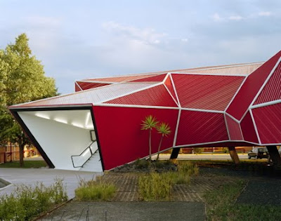 Chocolate Museum by Rojkind Arquitectos