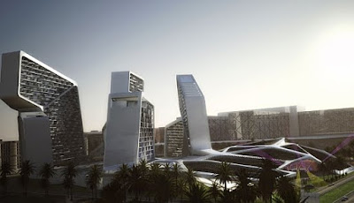 Architectural-Design-of-Vertical-Village-For-Dubai-By-GRAFT-Architects