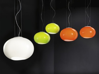 Colorful-Glass-Lamps-Noa-collection-by-Lucente