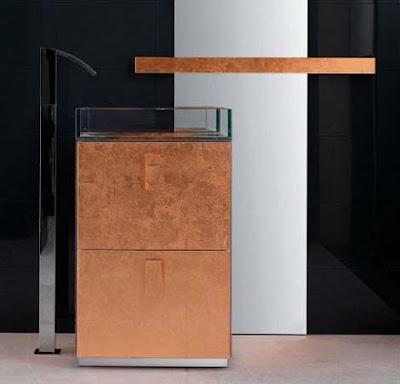Modern Sink Design by Qin