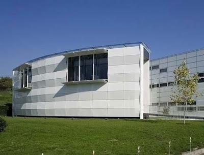 Architectural Building, Architectural Design, Dynamic Facade, Austria,