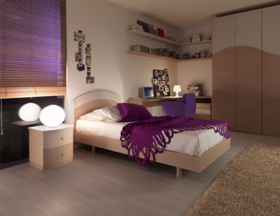 kids bedroom interior design by mazzali house and interior design