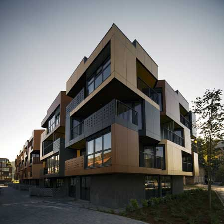Apartment Architecture Design Tetris Apartments Architectural Designofis Architects .