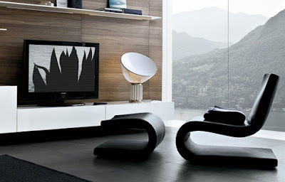 Modern Snake chair, Furniture Design, Interior Furniture